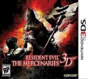 Cover Resident Evil: The Mercenaries 3D