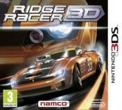 Cover Ridge Racer 3D