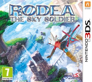 Cover Rodea the Sky Soldier