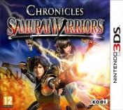 Cover Samurai Warriors: Chronicles