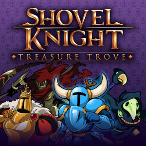 Cover Shovel Knight (3DS)