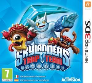 Cover Skylanders Trap Team (3DS)