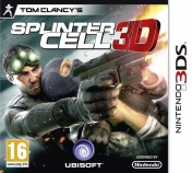 Cover Splinter Cell 3D