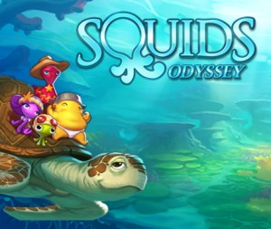 Cover Squids Odyssey