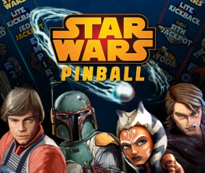 Cover Star Wars Pinball (3DS)