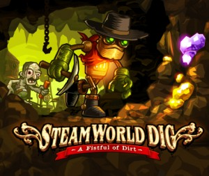 Cover SteamWorld Dig (3DS)