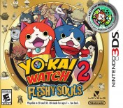 Cover YO-KAI Watch 2: Fleshy Souls (3DS)