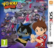 Cover Yo-kai Watch 2: Psychic Specters