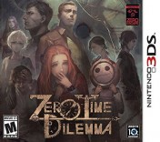 Cover Zero Escape: Zero Time Dilemma