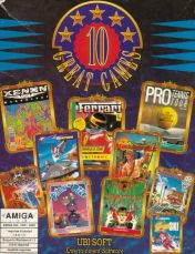 Cover 10 Great Games