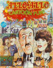 Cover 'Allo 'Allo Cartoon Fun!
