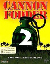 Cover Cannon Fodder 2