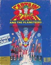 Cover Captain Planet And The Planeteers