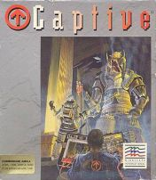 Cover Captive
