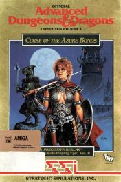 Cover Curse of the Azure Bonds