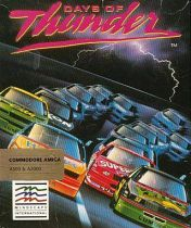 Cover Days of Thunder