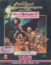 Cover Eye of the Beholder II: The Legend of Darkmoon (Amiga)