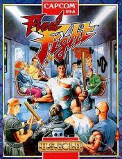 Cover Final Fight (Amiga)