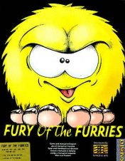 Cover Fury of the Furries