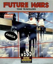 Cover Future Wars: Adventures In Time