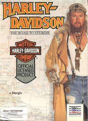 Cover Harley-Davidson: The Road to Sturgis