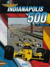 Cover Indianapolis 500: The Simulation
