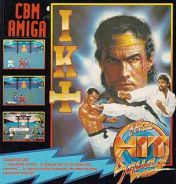 Cover International Karate + (Amiga)