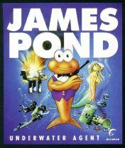 Cover James Pond