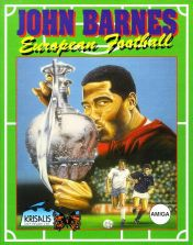 Cover John Barnes European Football
