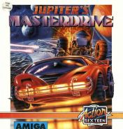 Cover Jupiter's Masterdrive