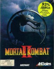 Cover Mortal Kombat II (Amiga)