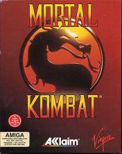 Cover Mortal Kombat (Amiga)