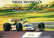 Cover Nigel Mansell's Grand Prix