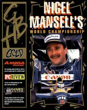 Cover Nigel Mansell's World Championship Racing