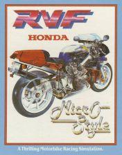 Cover RVF Honda