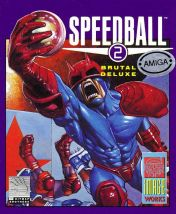 Cover Speedball 2: Brutal Deluxe