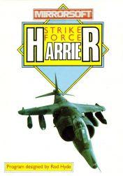 Cover Strike Force Harrier