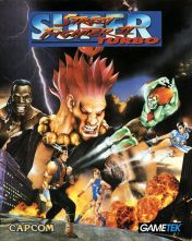 Cover Super Street Fighter II Turbo