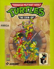 Cover Teenage Mutant Hero Turtles: The Coin-Op!