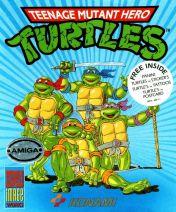 Cover Teenage Mutant Hero Turtles