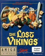 Cover The Lost Vikings