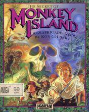 Cover The Secret of Monkey Island