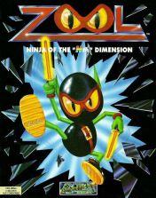 Cover Zool: Ninja of the 'Nth' Dimension