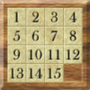 Cover 15 Puzzle Wooden