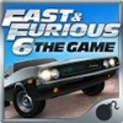 Cover Fast & Furious 6: The Game