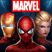 Cover MARVEL Future Fight