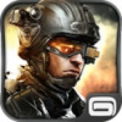 Cover Modern Combat 4: Zero Hour (Android)
