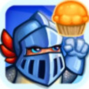 Cover Muffin Knight