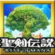 Cover Seiken Densetsu: Rise of Mana (Android)