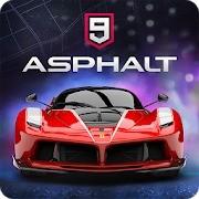 Cover Asphalt 9: Legends (Android)